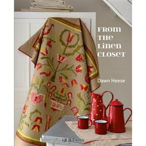 QuiltMania Books - From the Linen Closet