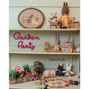 QuiltMania  Books - Garden Party