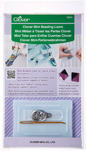 Clover  Mini Beading Loom