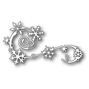 Memory Box  Die - Elegant Snowflake Flourish