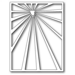 Memory Box  Die - Radiant Frame