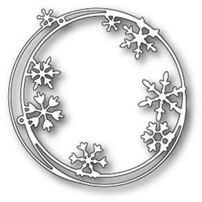 Memory Box  Die - Snowflake Ring