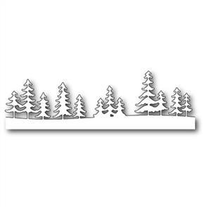 Memory Box  Die - Fresh Pine Forest