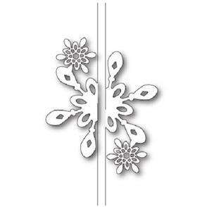 Memory Box  Dies - Bright Snowflake Closer