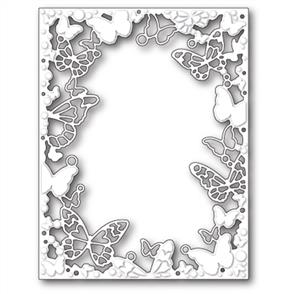 Memory Box  Die - Fantasy Butterfly Frame
