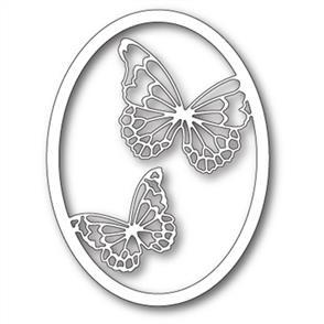 Memory Box  Die - Avezzano Butterflies