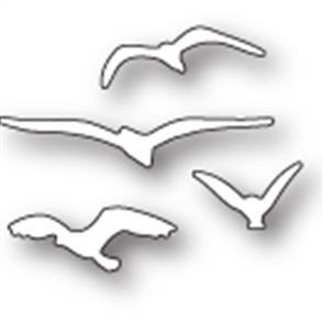 Memory Box  Die - Flying Gulls