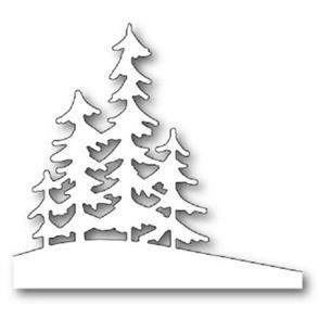 Memory Box  Die - Alpine Trees