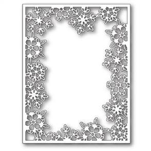 Memory Box  Die - Silent Snowflake Frame