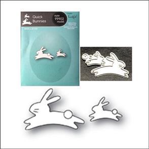 Memory Box  Quick Bunnies - Dies