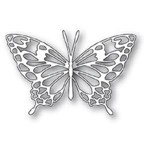 Memory Box  Dies - Adora Butterfly