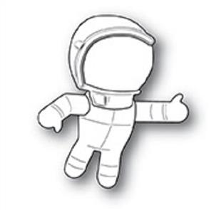 Memory Box  Dies - Astro Suit