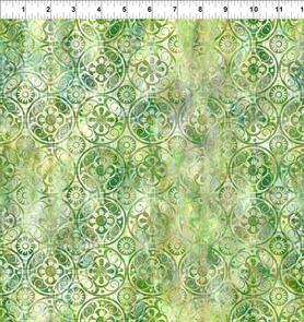 In the Beginning Fabrics  Floragraphix V by Jason Yenter - 9FGE-1