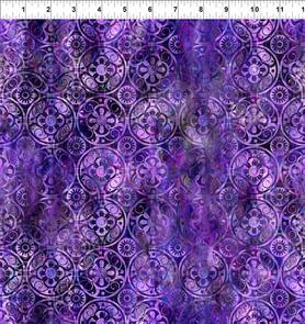 In the Beginning Fabrics  Floragraphix V by Jason Yenter - 9FGE-4