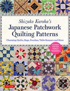 Tuttle  Japanese Patchwork Quilting Patterns