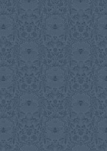 Lewis & Irene  - Queen Bee - Dark Blue 105