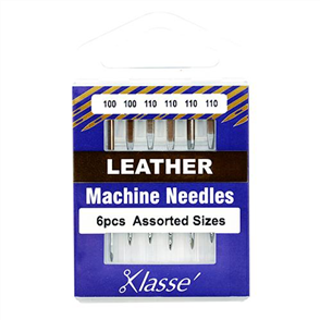 Klasse Machine Needle Leather