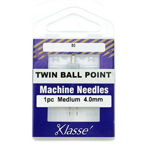 Klasse Machine Needle Twin-Ballpoint