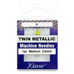Klasse Machine Needle Twin-Metallic