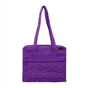 Yazzii Quilters Project Bag - Purple
