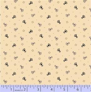 Marcus Fabric  Antique Cotton Calicos - 5235