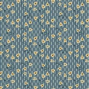 Andover Fabric  Sweetheart - 8507 Blue