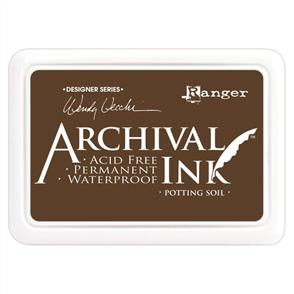 Ranger Ink  Archival Ink Pads by Wendy Vecchi