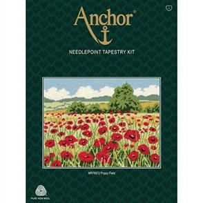 Anchor Needlepoint Tapestry Kit - Poppy Field