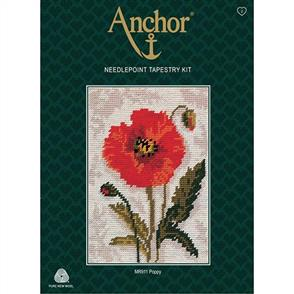 Anchor  Needlepoint Tapestry KIT - Poppy