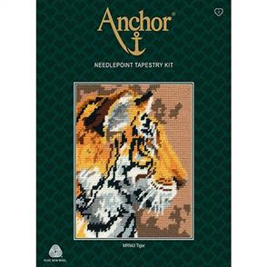Anchor Needlepoint Tapestry KIT - Tiger