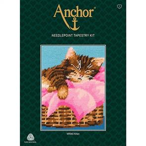 Anchor  Needlepoint Tapestry KIT - Kitten