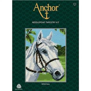 Anchor Needlepoint Tapestry Kit - White Horse