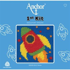 Anchor  1st Kit: Needle Point Tapestry - Ronnie