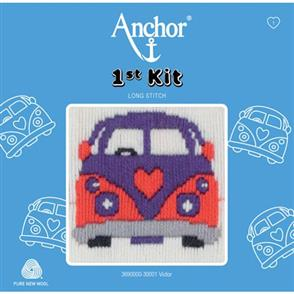 Anchor  1st Kit: Long Stitch Tapestry - Victor