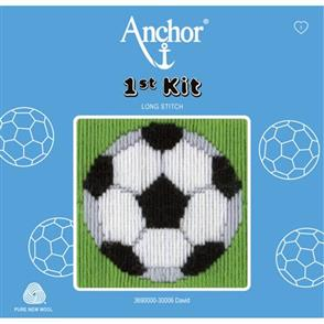 Anchor  1st Kit: Long Stitch Tapestry - David