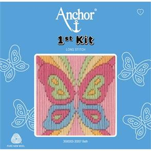 Anchor  1st Kit: Long Stitch Tapestry - Beth