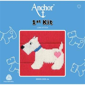 Anchor  1st Kit: Long Stitch Tapestry - Joe