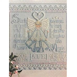 MISC  Private Collection - Angel Heart Sampler - Cross Stitch Chart