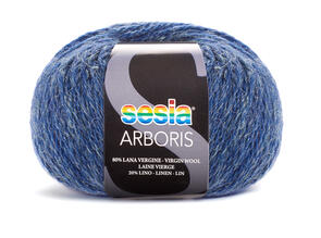 Sesia Arboris 80% Virgin Wool – 20% Linen 12ply