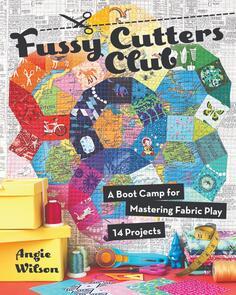 Stash Books  Fussy Cutters Club