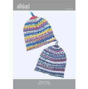 Ashford 022 Opal Pixie Hat