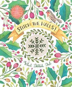 Pavilion Books Stitch the Halls!