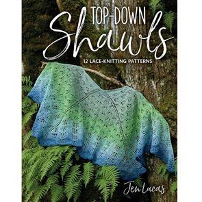 MISC  Top-Down Shawls - Jen Lucas