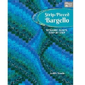 Martingale Strip-Pieced Bargello - Judith Steele