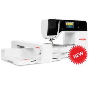 Bernina 590 Sewing Machine & Embroidery Unit