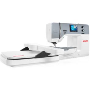 Bernina 770QE Sewing Machine & Embroidery Unit (+Free Gift)
