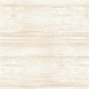 Benartex  Washed Wood - Washed White 75