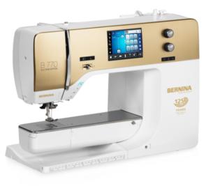 Bernina 770 QE Anniversary Edition - Pre-Loved