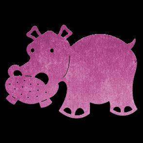Cheery Lynn  Dies - Whimsical Hippo
