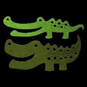 Cheery Lynn  Dies - Whimsical Crocodiles